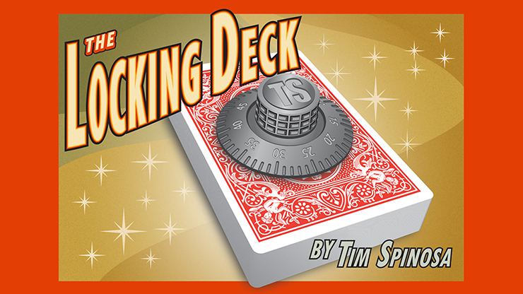 The Locking Deck (BLUE) - Tim Spinosa