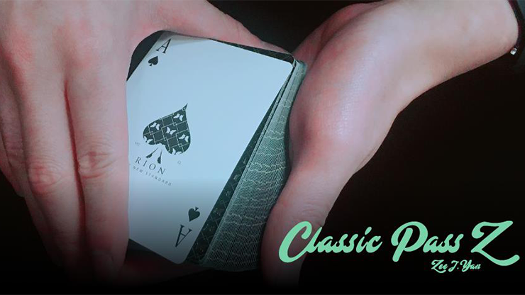 Classic Pass Z - Zee (Includes Bonus PDF) - DVD