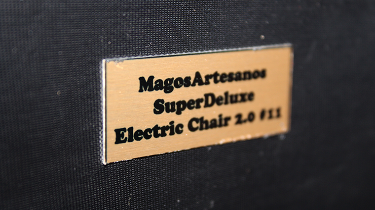 Super Deluxe Electric Chair 2.0 - Magos Artesanos