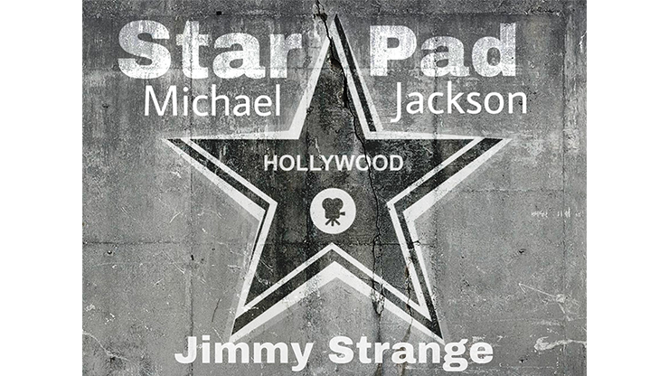 Star Pad by Jimmy Strange