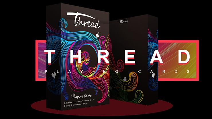 Carti de joc Thread Cardistry