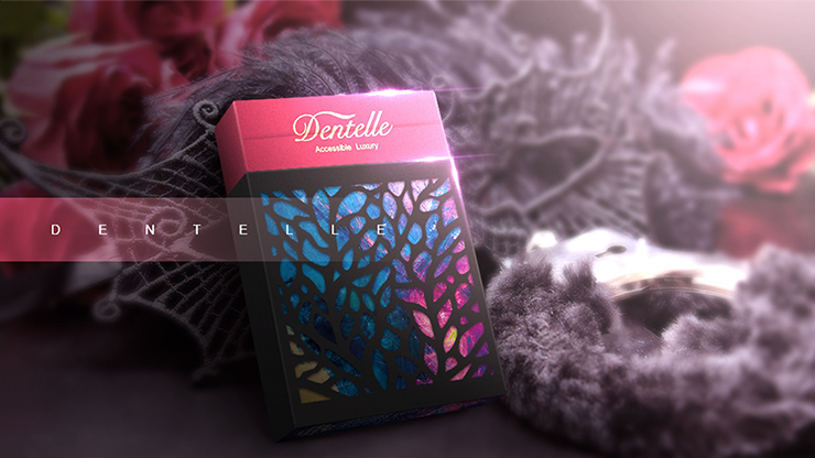 Dentelle Playing Cards by Bocopo MagicWorld Magic Shop