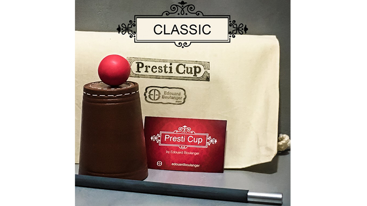 Presti Cup (Classic) by Edouard Boulanger- Trick