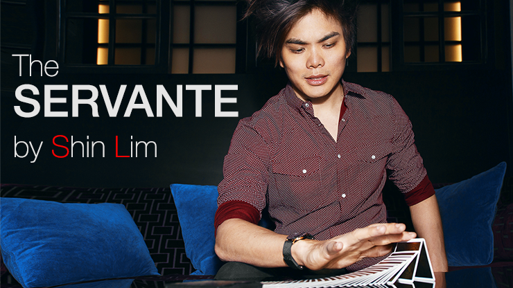 SERVANTE by Shin Lim