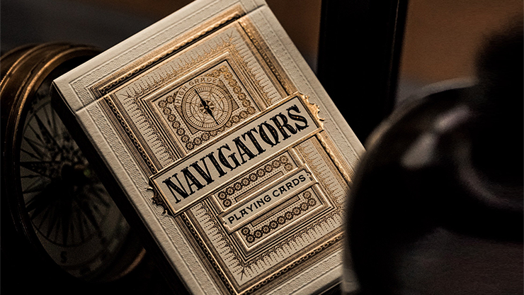 Navigators Playing Cards - theory11
