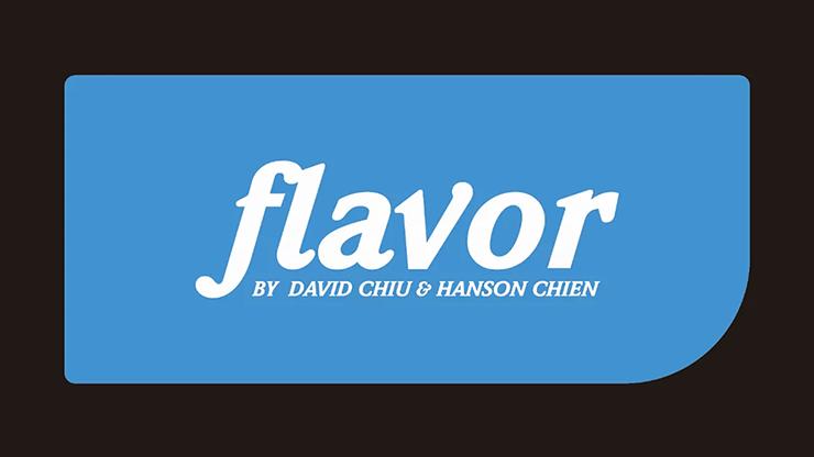 Flavor Mintia Edition (Gimmicks & Instrucciones Online) - David Chiu & Hanson Chien