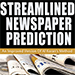 Streamlined Newspaper Prediction by Devin Knight eBook DOWNLOAD