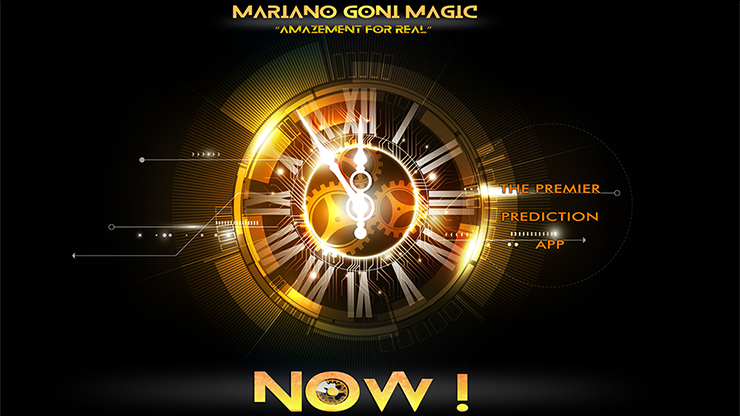NOW! iPhone Version (Instrucciones Online) - Mariano Goni Magic