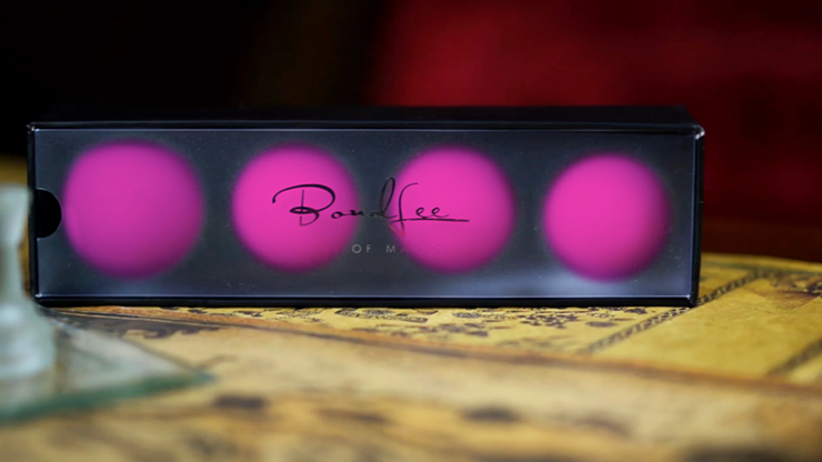 "Perfect Manipulation Balls (2"" Pink)"