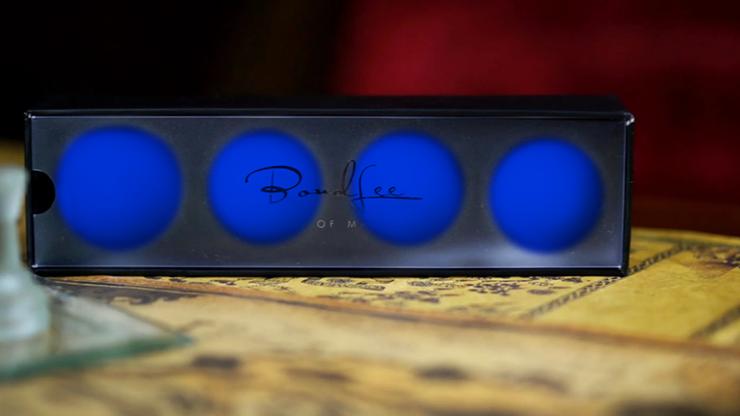 "Perfect Manipulation Balls (2"" Blue)"