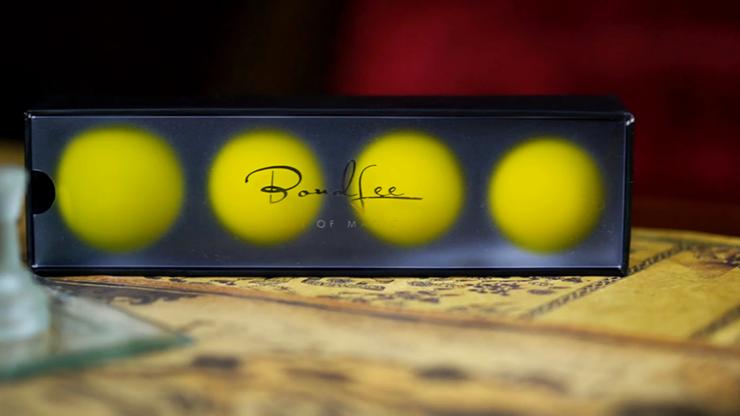 """Perfect Manipulation Balls (2"""" Yellow)"""