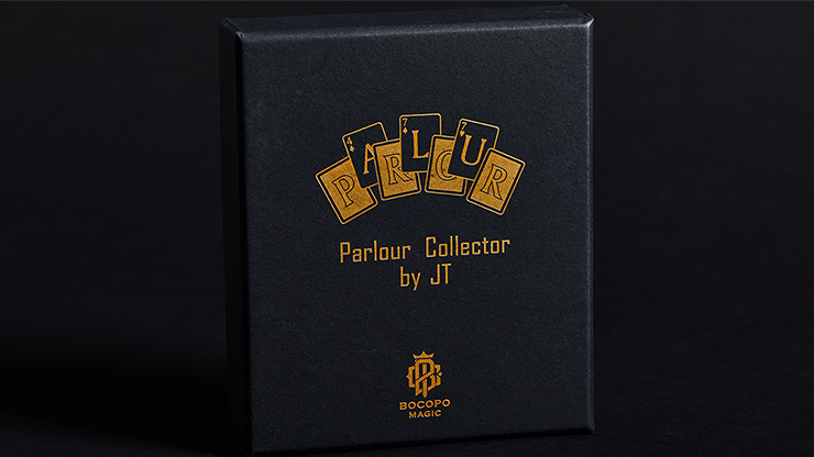 Parlour Collector RED - JT and BOCOPO Magic