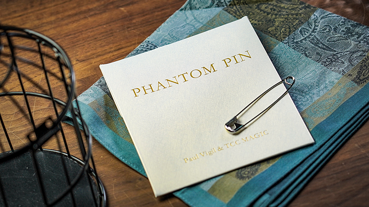Phantom Pin by TCC