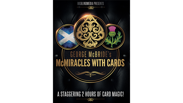 George McBrides McMiracles With Cards video DOWNLOAD