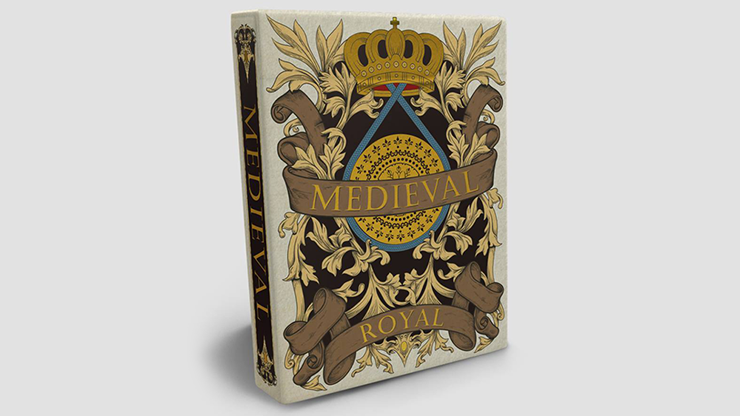 Medieval Royal Limited Edition - Elephant Playing Cards