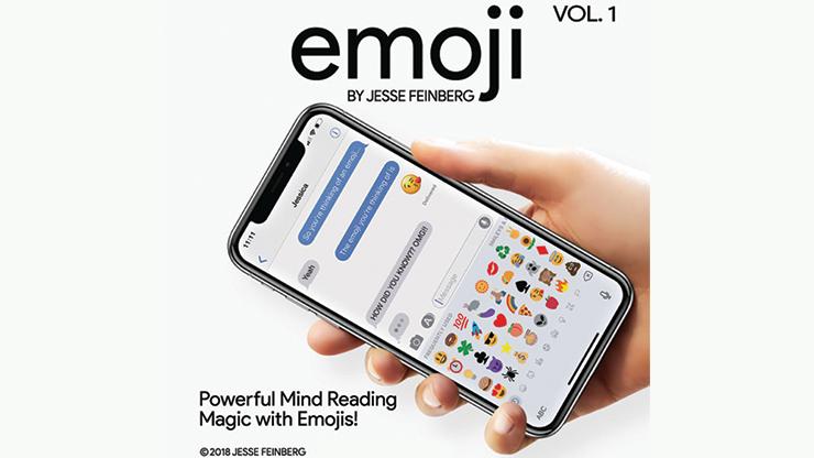 Emoji by Jesse Feinberg