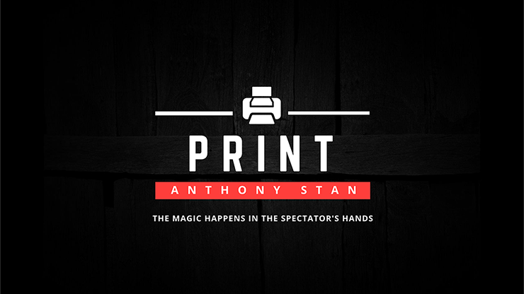 PRINT - Anthony Stan & Magic Smile Productions
