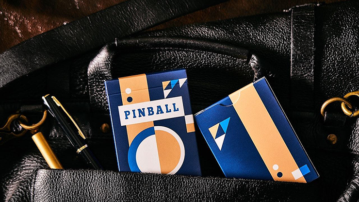 Poker Pinball Playing Cards by Bocopo