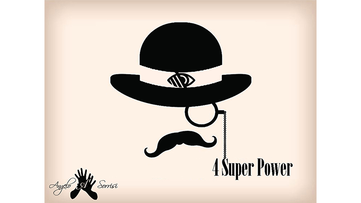 4 Super Power by Angelo Sorrisi