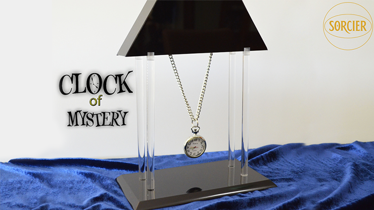 Clock of Mystery by Sorcier Magic