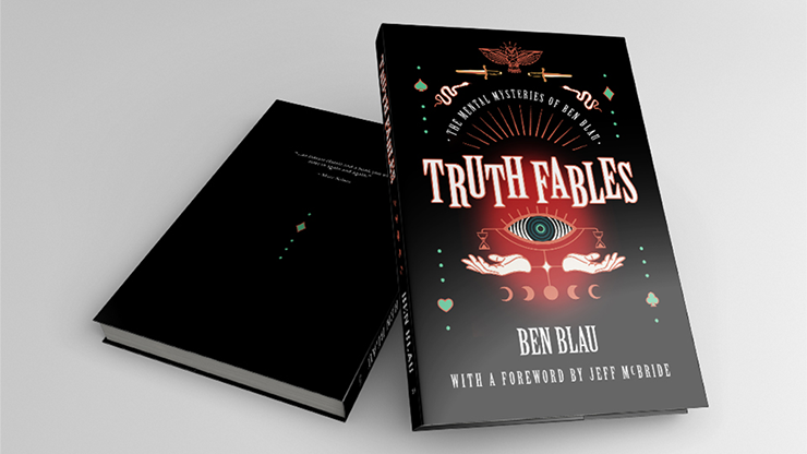 Truth Fables by Ben Blau