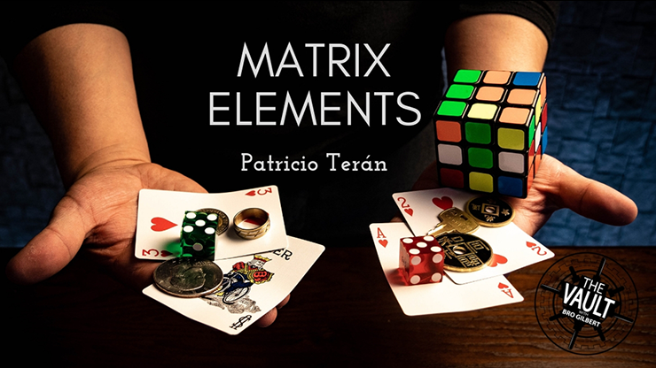 The Vault - Matrix Elements by Patricio Teran video DOWNLOAD