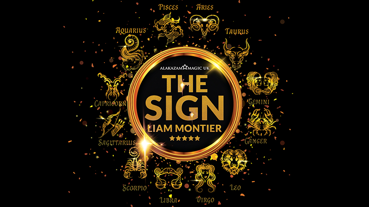 The Sign - Liam Montier - DVD