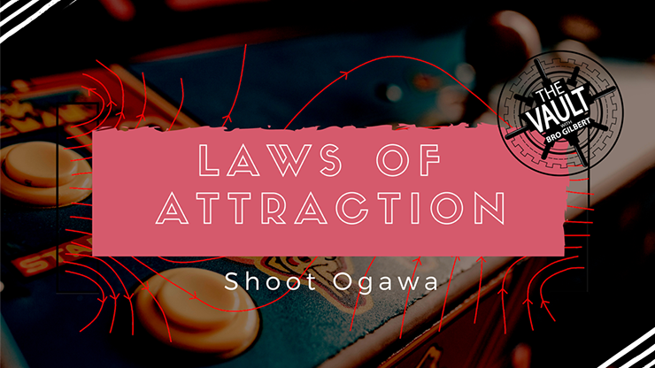 The Vault Laws of Attraction by Shoot Ogawa video DOWNLOAD