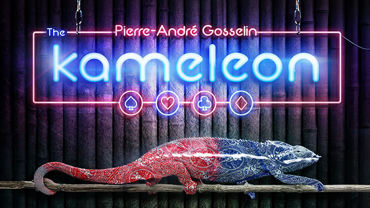 Marchand de Trucs Presents The Kameleon by Pierre-André Gosselin