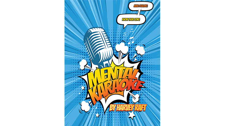 Vortex Magic Presents Mental Karaoke by Harvey Raft