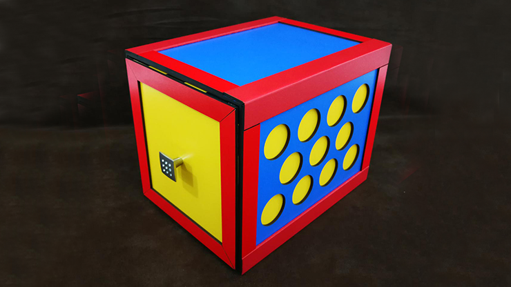 DRAWER BOX WITH HOLES (COLORFUL)