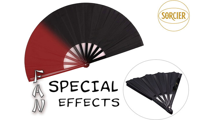 Special Effects Fan by Sorcier Magic