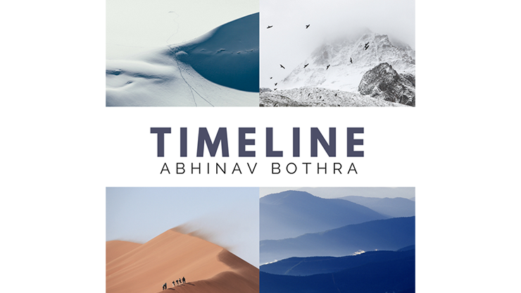 TIMELINE by Abhinav Bothra eBook DOWNLOAD