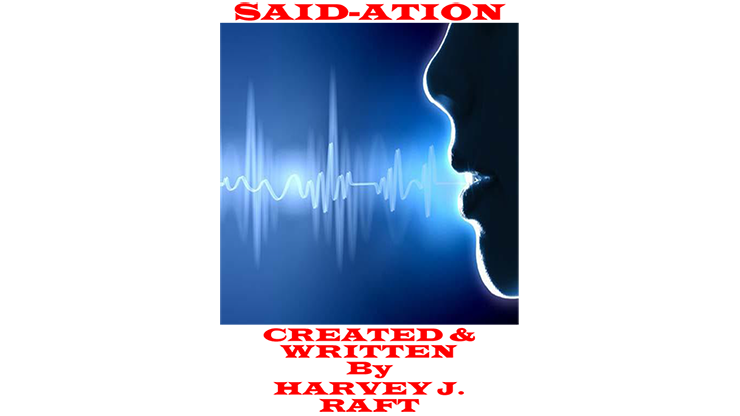 SAID ATION by Harvey Raft eBook DOWNLOAD