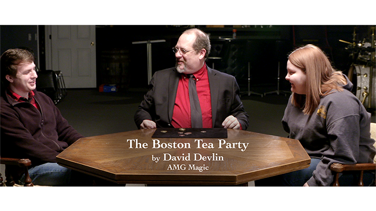 The Boston Tea Party by David Devlin... MagicWorld Magic Shop