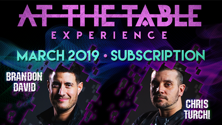 At The Table March 2019 Subscription video DOWNLOAD
