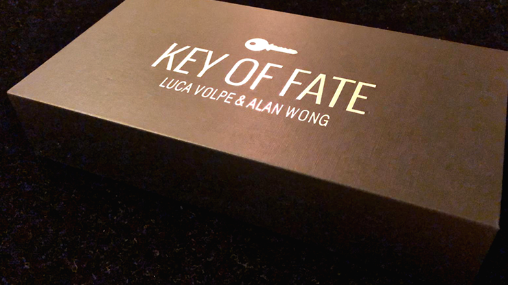 The Key of Fate (Gimmicks and Online Instructions)