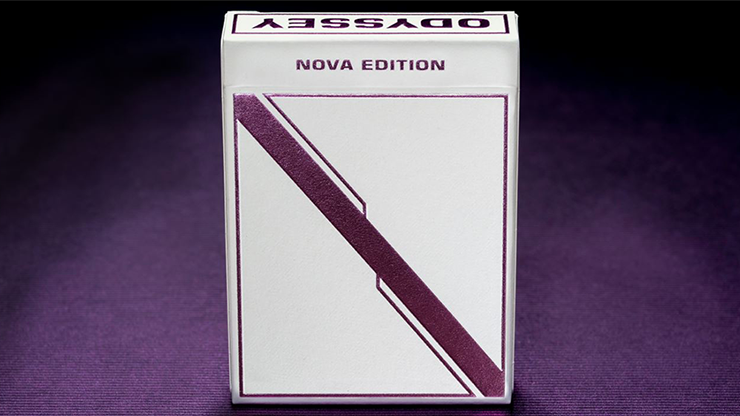 Odyssey Nova Edition Playing Cards by Sergio Roca