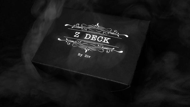 Z DECK (Blue) by ziv - Trick