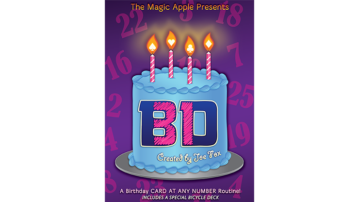 BD31 by Joe Fox and The Magic Apple - Trick