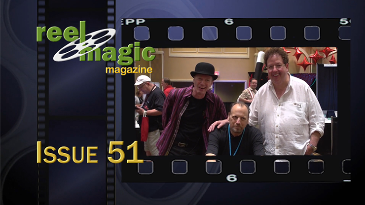 Reel Magic Episode 51 (Bill Malone & Charlie Frye) - DVD