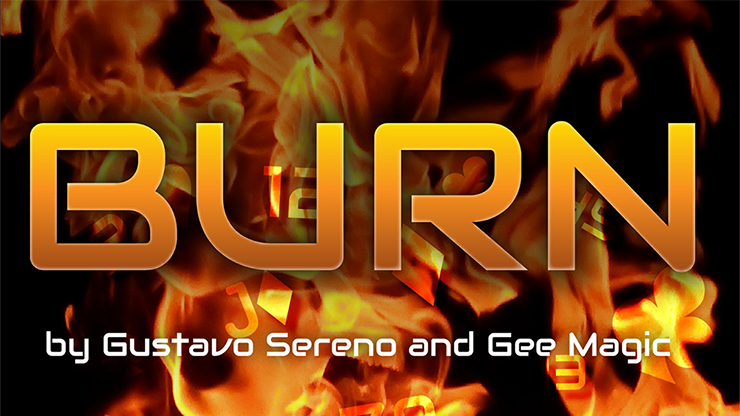 BURN - Gustavo Sereno & Gee Magic