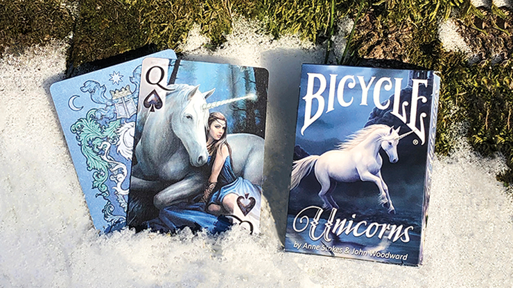 Anne Stokes Unicorns Cards - USPCC