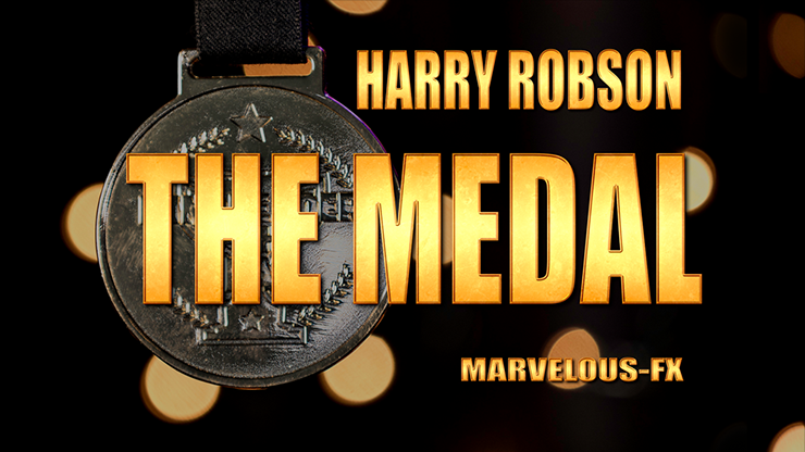 The Medal BLUE - Harry Robson & Matthew Wright