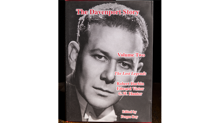 The Davenport Story Volume 2 The Lost Legends by Fergus Roy - Book