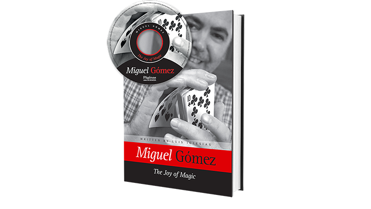 The Joy of Magic (Book and ) - Miguel Gómez  Book