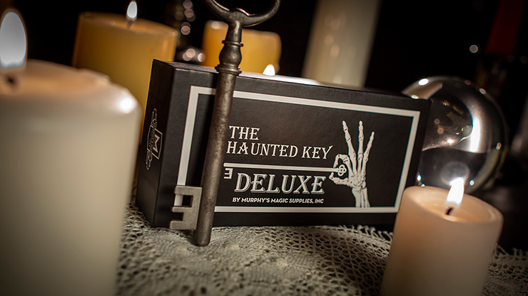 Haunted Key Deluxe (Gimmicks and Online Instruction) by Murphy's ...
