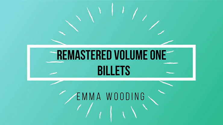 Remastered Volume One Billets by Emma Wooding eBook DOWNLOAD