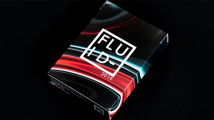 FLUID2019 Edition Playing Cards By CardCutz