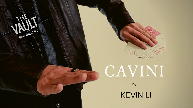 The Vault - CAVINI by Kevin Li video DOWNLOAD